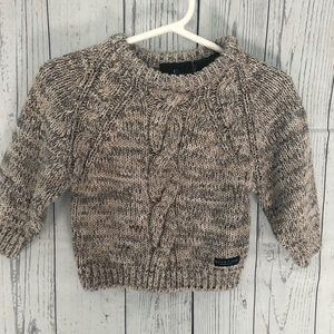 Kenneth Cole reaction sweater size 6/9 months